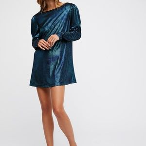 NWT Free People Diamonds Are Forever dress